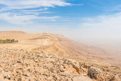 Makhtesh Ramon Royalty Free Stock Images