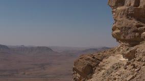 Makhtesh Ramon - Ramon Crater - Israel stock video
