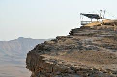 Makhtesh Ramon - Ramon Crater - Israele Fotografie Stock