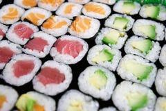 maki寿司 免版税库存图片