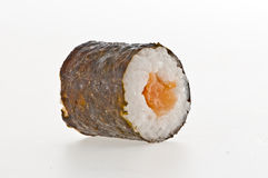 Maki,日本烹调。 免版税库存照片