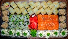 Maki fresco y delicioso Fotos de archivo