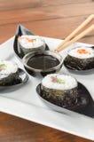 Maki-maki sushi Royalty Free Stock Photos