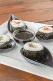 Maki-maki sushi Stock Photography