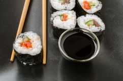 Maki-maki sushi Stock Photography