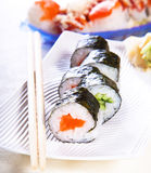 Maki roll Stock Photography