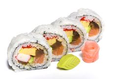 Maki roll Royalty Free Stock Images