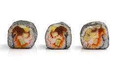 Maki Rolls Royalty Free Stock Photography