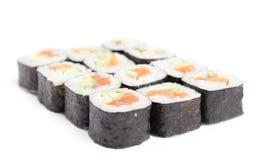 Maki rolls Stock Images