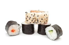 Maki selection Stock Images