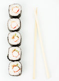Maki sushi Royalty Free Stock Photography