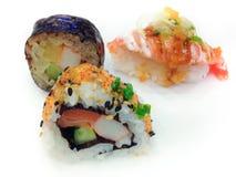 Maki Sushi Arkivfoto