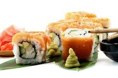 Maki Sushi Stockfoto