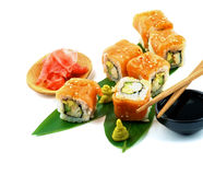 Maki Sushi royalty free stock image