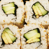 Maki Sushi macro Stock Photos