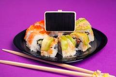 Maki sushi Stock Photos