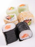 Maki sushi roll Royalty Free Stock Image