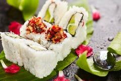 Maki Sushi Roll Royalty Free Stock Photos