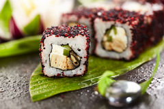 Maki Sushi Roll Royalty Free Stock Photo