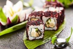 Maki Sushi Roll Stock Photos
