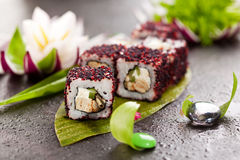 Maki Sushi Roll Royalty Free Stock Image