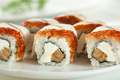 Maki Sushi Stock Image