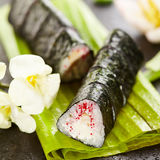 Maki Sushi Roll Royalty Free Stock Images