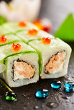 Maki Sushi Roll Royalty Free Stock Photography