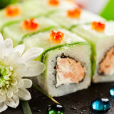 Maki Sushi Roll Stock Images