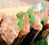 Maki Sushi Rolls Stock Photo