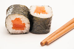 Maki Sushi Rolls Royalty Free Stock Photo