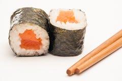 Maki Sushi Rolls Royalty Free Stock Photo