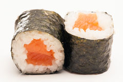 Maki Sushi Rolls Stock Photos