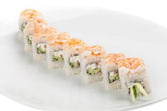 Maki Sushi. Royalty Free Stock Photo