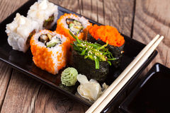 Maki Sushi Royalty Free Stock Image