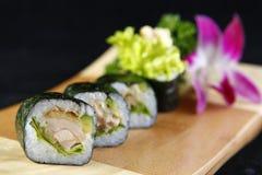 Maki tuna sushi Stock Image