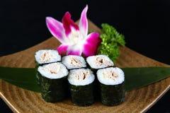 Maki tuna sushi Royalty Free Stock Images
