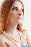 Makijaż kobieta Fotografia Stock