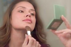 makijaż Zdjęcia Stock