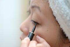 makijaż Obrazy Stock