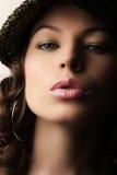 makijaż mody Fotografia Stock