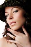 makijaż mody Zdjęcia Royalty Free