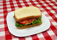 Free Making A Blt Stock Images - 15417584