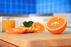 Making A Juice. Royalty Free Stock Images