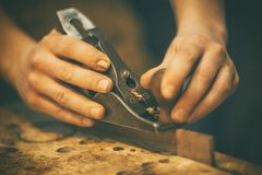 Woodworks 3 Royalty Free Stock Photo