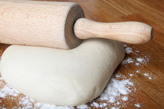 Making Bread Royalty Free Stock Image