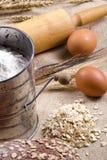 Making Bread Series 016 Stock Image