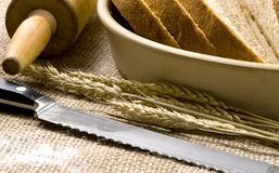 Making Bread Series 028 Stock Images
