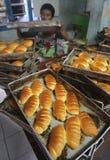 Making bread Royalty Free Stock Photos