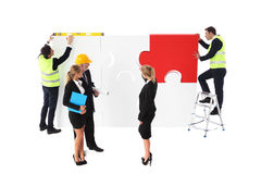 Making business concept Stock Photo